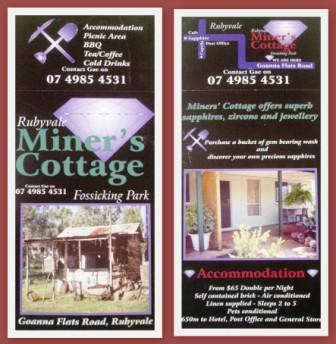 Miner's Cottage - Townsville Tourism