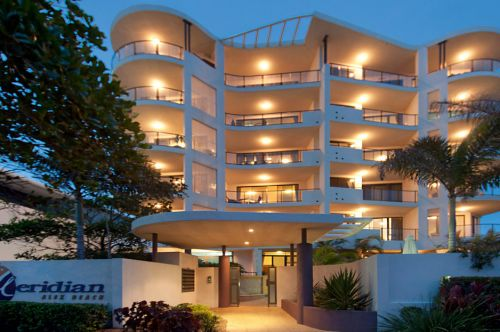 Meridian Alex Beach Apartments - Townsville Tourism
