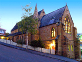 Pendragon Hall - Hobart (church)