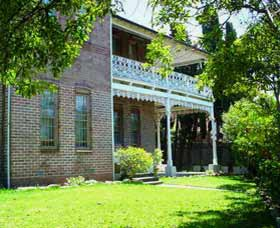 Old Rectory Bed And Breakfast Guesthouse - Sydney Airport - Townsville Tourism