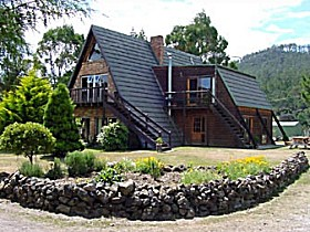 Liffey Falls Lodge B&b