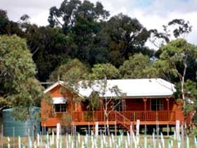 Granite Ridge Wines - Fergies Hill Cottage