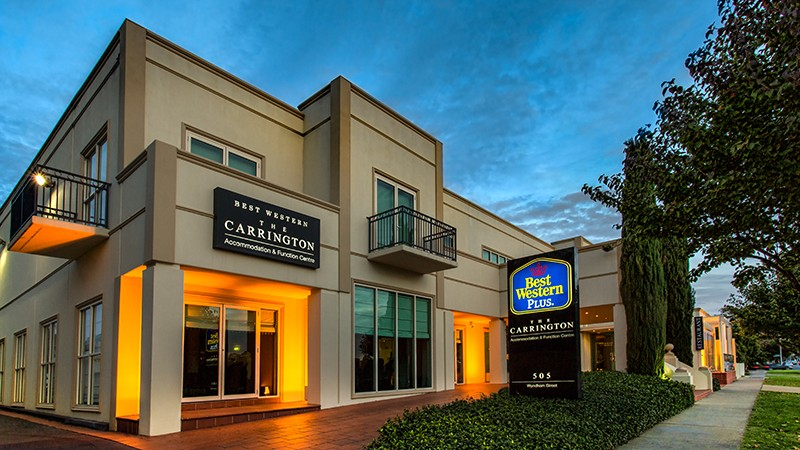 BEST WESTERN PLUS The Carrington - Townsville Tourism