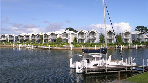 Captains Cove Resort - Townsville Tourism