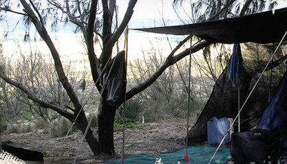 Main Beach Foreshore Camping Grounds - Townsville Tourism