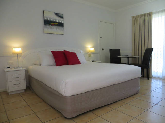 Charters Towers Heritage Lodge Motel - Townsville Tourism