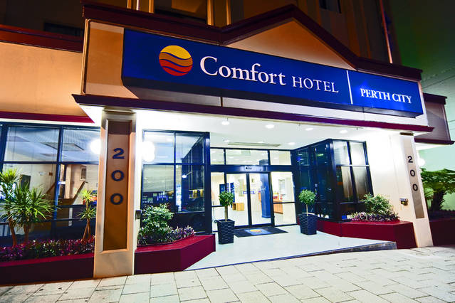 Comfort Hotel Perth City - Townsville Tourism