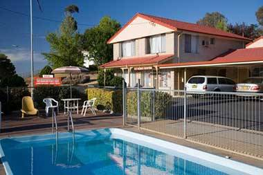 Econo Lodge Alabaster - Townsville Tourism