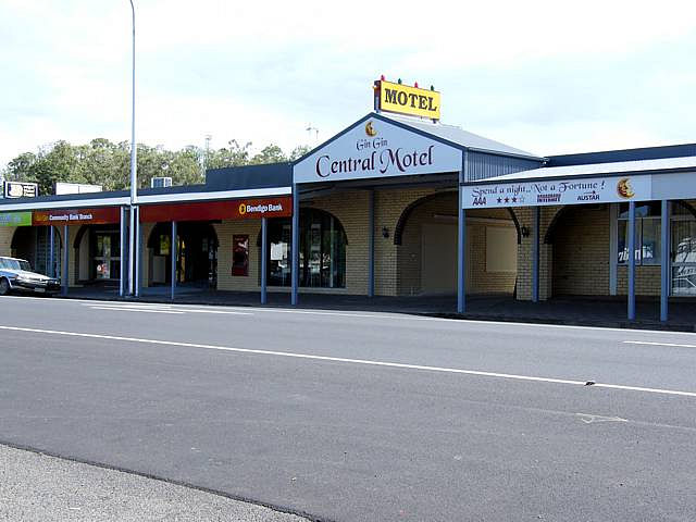 Gin Gin Central Motel - Townsville Tourism