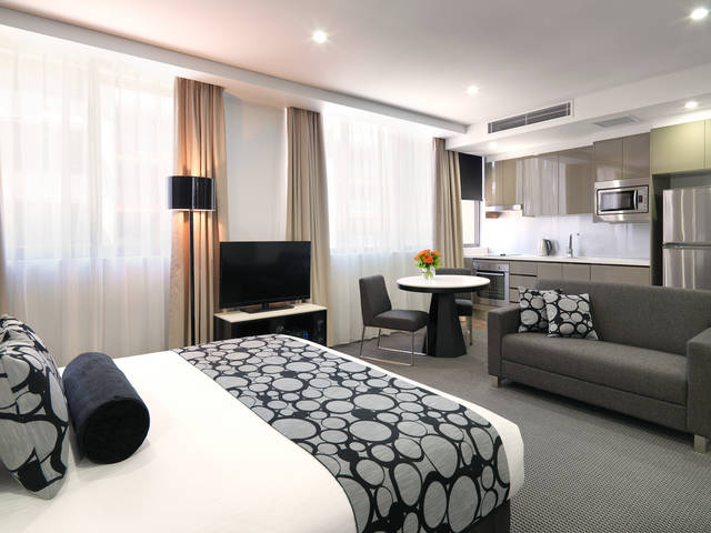 Meriton Serviced Apartments - North Ryde - Townsville Tourism