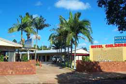 Motel Childers - Townsville Tourism
