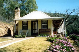 Price Morris Cottage - Townsville Tourism