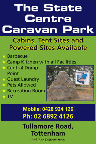 The State Centre Caravan Park - Townsville Tourism
