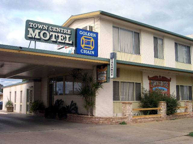 Town Centre Motel - Townsville Tourism