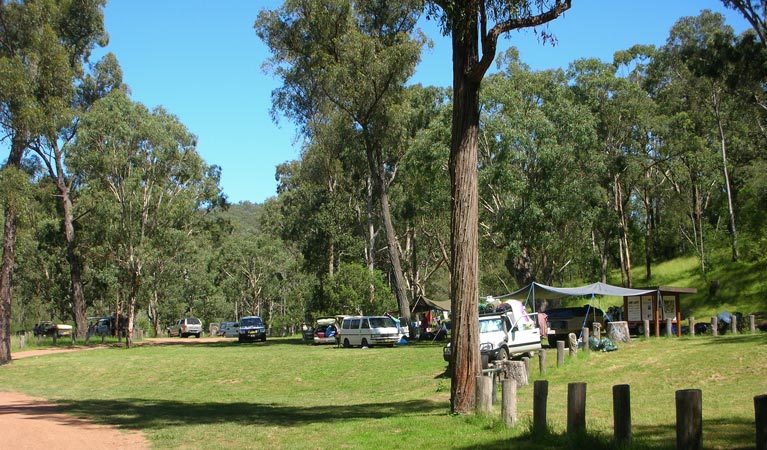 Washpools campground - Townsville Tourism