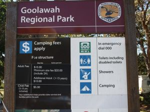 Goolawah National and Regional Parks - Townsville Tourism