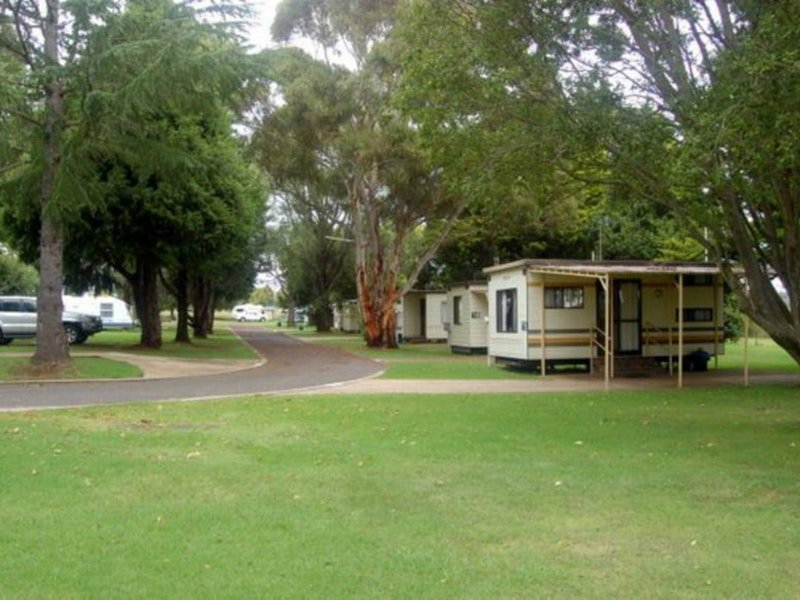 Glen Rest Tourist Park - Townsville Tourism