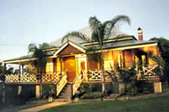 Cooloola Country Bed  Breakfast - Townsville Tourism
