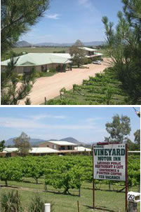 Mudgee Vineyard Motor Inn - Townsville Tourism