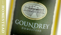 Goundrey Wines - Townsville Tourism