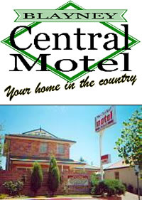 Blayney Central Motel - Townsville Tourism
