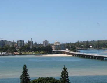 Sunrise Tuncurry Apartments - Townsville Tourism