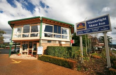Best Western Wanderlight Motor Inn - Townsville Tourism