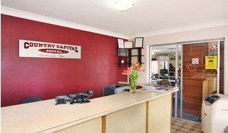 Country Capital Motel - Townsville Tourism