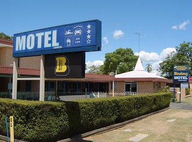 Binalong Motel - Townsville Tourism
