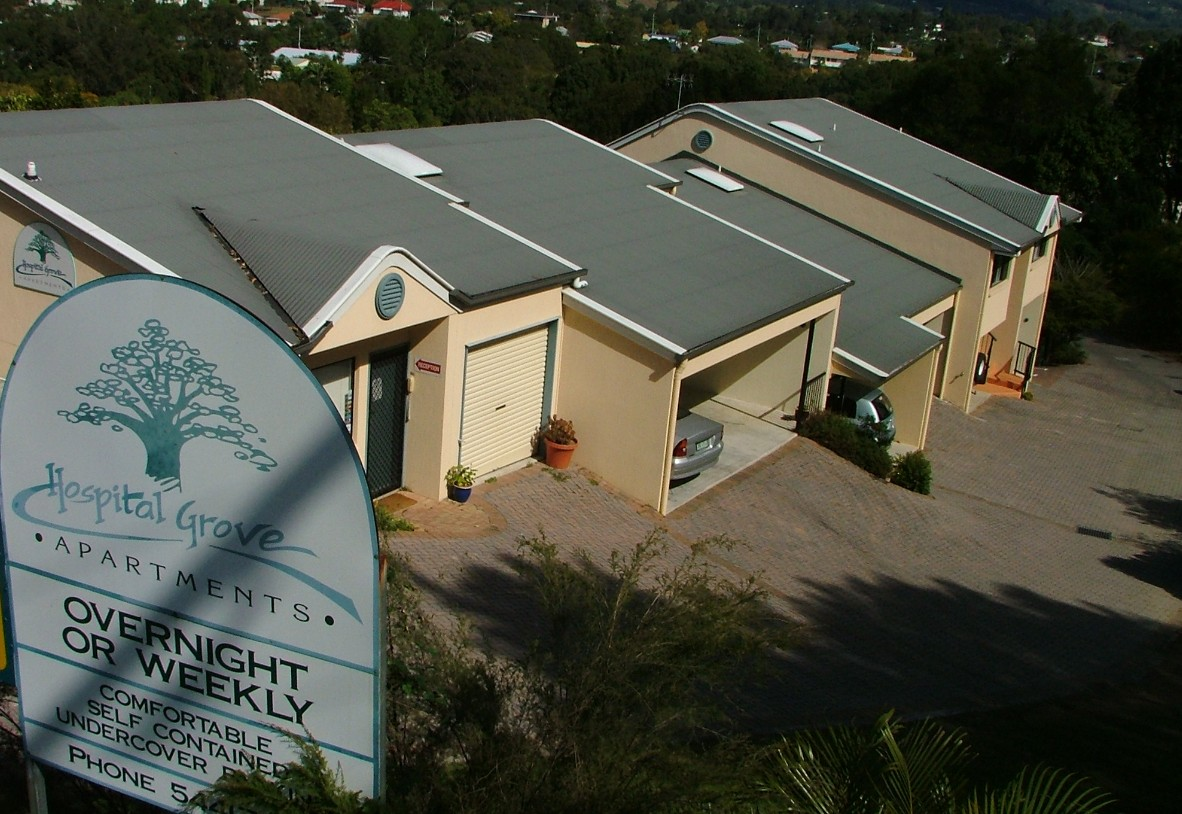 Hospital Grove Apartments - Townsville Tourism
