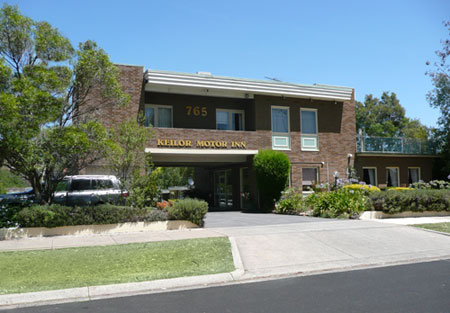 Keilor Motor Inn - Townsville Tourism