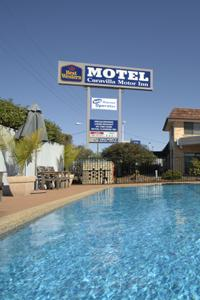 Caravilla Motel - Townsville Tourism