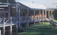 Riverwood Downs Mountain Valley Resort - - Townsville Tourism