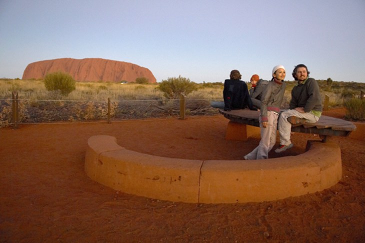 Ayers Rock - Outback Pioneer Lodge - Townsville Tourism