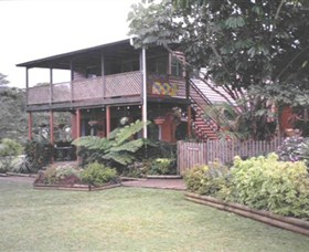 Explorers' Haven Eungella Edge - Townsville Tourism