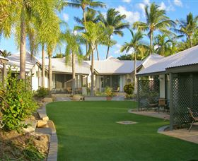 Island Leisure Resort - Townsville Tourism