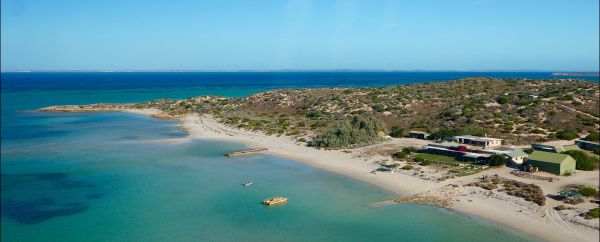 Sandy Point Camp at Dirk Hartog Island National Park - Townsville Tourism