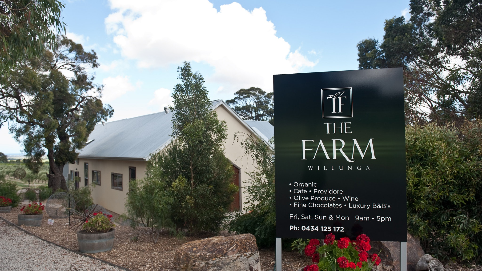 The Farm Willunga - Townsville Tourism