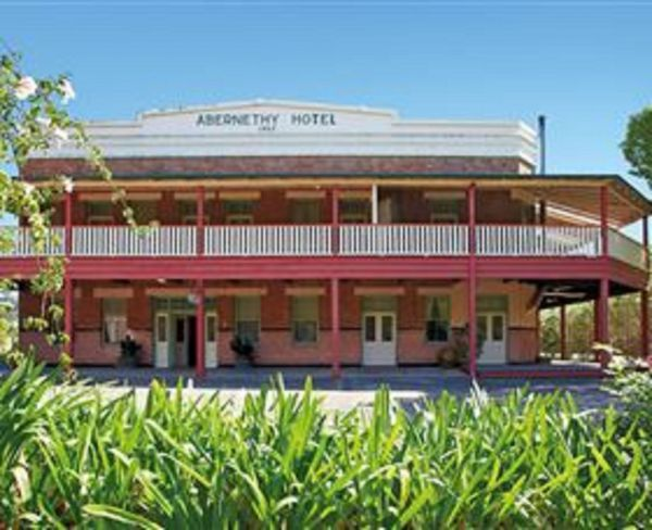 Abernethy House - Townsville Tourism