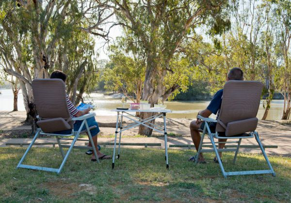 Loxton Riverfront Holiday Park - Townsville Tourism