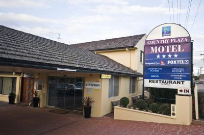 Quality Inn Country Plaza Queanbeyan - Townsville Tourism