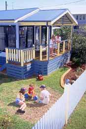 Werri Beach Holiday Park - Townsville Tourism