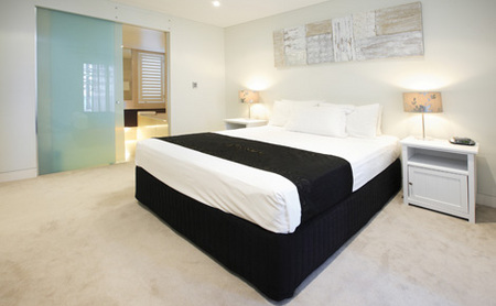 Manly Surfside Holiday Apartments - Townsville Tourism