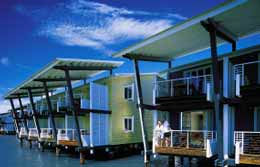 Couran Cove Island Resort - Townsville Tourism
