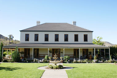 Ginninderry Homestead - Townsville Tourism