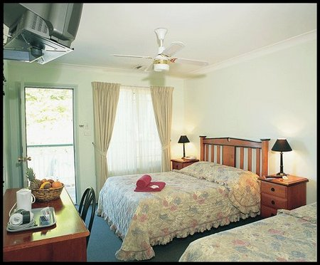 Miranda Lodge - Townsville Tourism