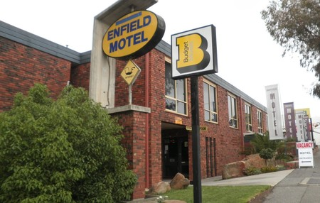 Enfield Motel - Townsville Tourism