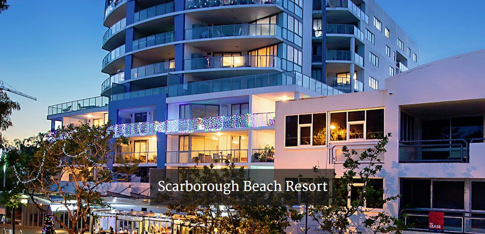 Scarborough Beach Resort - Townsville Tourism