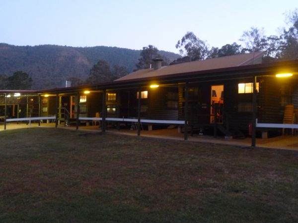Christmas Creek Cafe and Cabins - Townsville Tourism