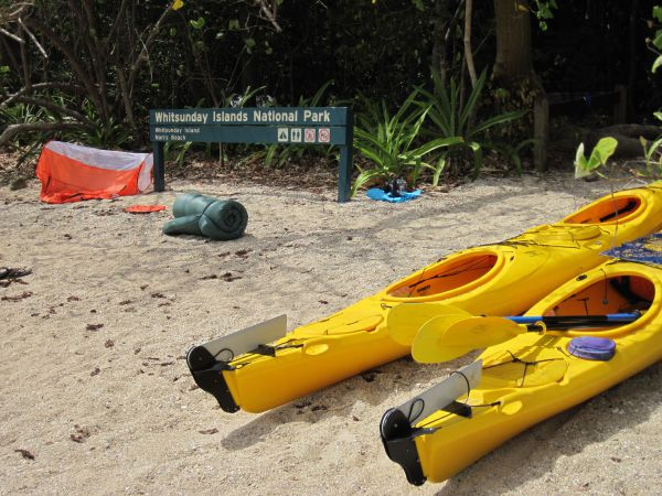 Molle Island National Park Whitsundays National Park Camping Ground - Townsville Tourism